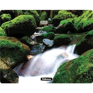Picture of Mousepad Fellowes Brite  Mats Square 58712