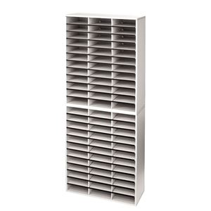 Picture of Οργάνωση γραφείου Fellowes Literature Organiser - 72 compartment 25121