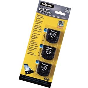 Picture of Αξεσουάρ κοπτικών Fellowes SafeCut Replacement Blades - 3 Pack 5411301