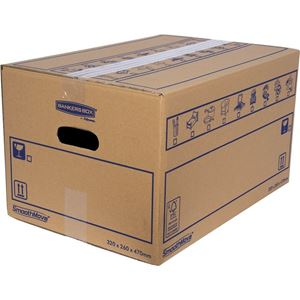 Picture of Κουτί μετακόμισης SmoothMove™ Standard Moving Box 32x26x47cm  6207201