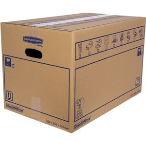 Picture of Κουτί μετακόμισης SmoothMove™ Standard Moving Box 35x35x55cm  6207301