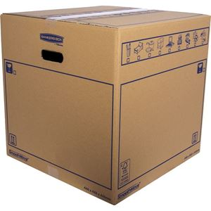 Picture of Κουτί μετακόμισης SmoothMove™ Standard Moving Box 44.6x44.6x44.6cm  6207401