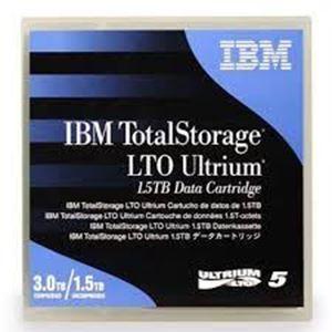 Picture of IBM LTO 5 Ultrium Cartidges 1.5 / 3 TB 46X1290