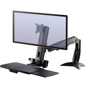 Picture of Fellowes Sit-Stand Work Platform Easy Glide™ 8204601