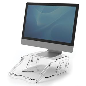 Picture of Bάση οθόνης Fellowes Clarity™ Adj.Monitor Riser with Doc.Support 9731201