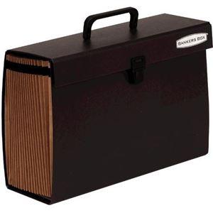 Picture of Ειδικά προϊόντα Bankers Box® Handifile Organiser - Black 9352101