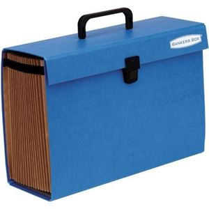Picture of Ειδικά προϊόντα Bankers Box® Handifile Organiser - Blue 9352201