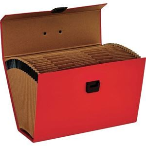 Picture of Ειδικά προϊόντα Bankers Box® Handifile Organiser - Red 7230601