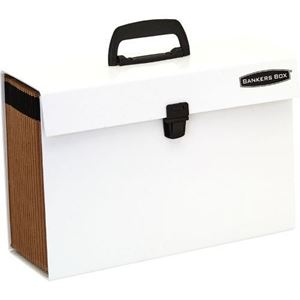 Picture of Ειδικά προϊόντα Bankers Box® Handifile Organiser - White 7230701