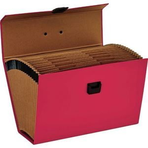 Picture of Ειδικά προϊόντα Bankers Box® Handifile Organiser - Pink 7230801